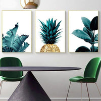 Tropical Plant Wall Art