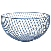 Scandi Style Iron Fruit Bowl