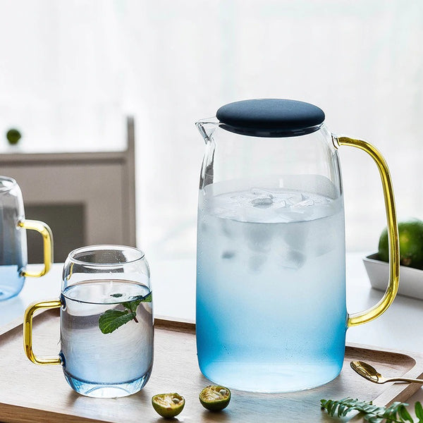 Spoleto Water Jug and Glasses