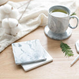 European Marble Pattern Coasters