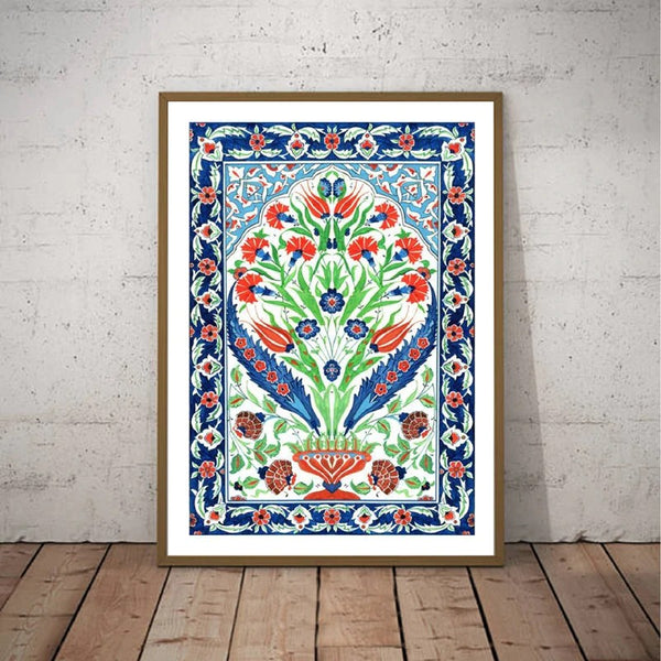 Traditional Ottoman Wall Art