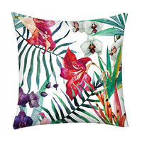 Tropical Plant Cushion Covers