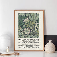 William Morris Art Exhibition Wall Art