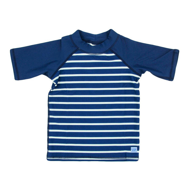 Baby and Toddler Navy Stripe Rash Guard-OneTrail Gear