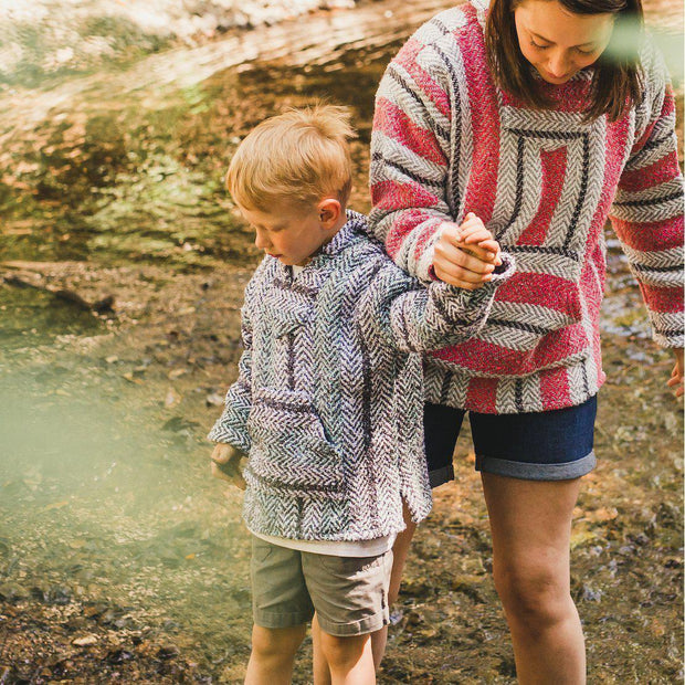 EarthRagz Kids Baja | Unisex Pullover Made From 100% Recycled Fibers-OneTrail Gear