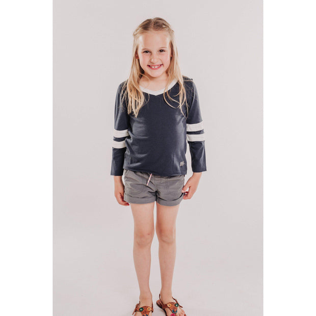 Girls 3/4 Sleeve Top-OneTrail Gear