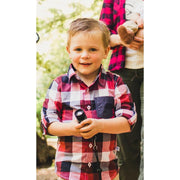 Little One Lumber Jack Shirt-OneTrail Gear