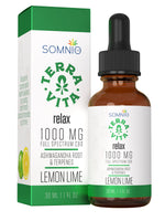 Somnio Terra Vita Relax Lemon Lime 30ml
