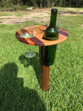 Folding Wine Table - Minutes 2 Memories