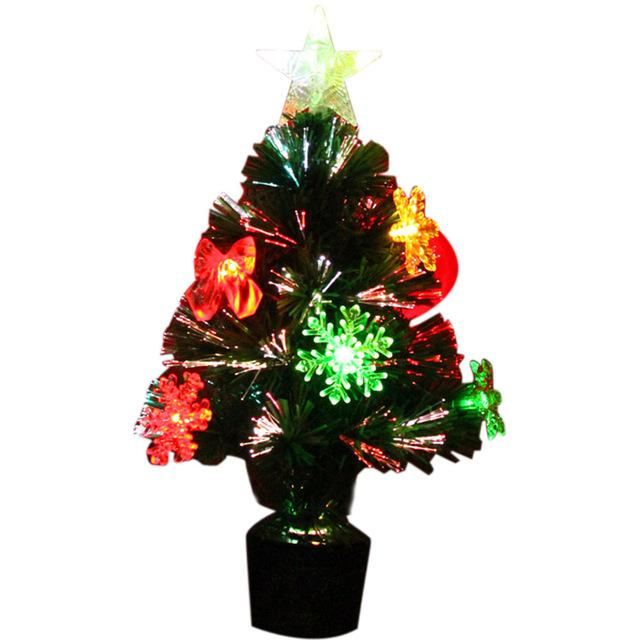 christmas tree pvc christmas tree led multicolor lights holiday window decorations home decor 177inch