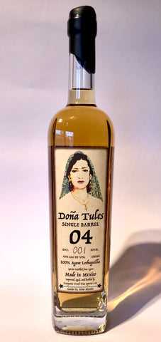 Doña Tules Bottle #4