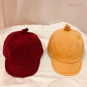 Baby Tail Cap (Two Colours)