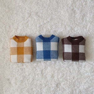 Square Knit (Two Colours)