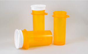 Are prescription pill bottles recyclable?
