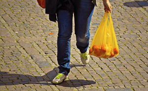 What's the big deal about plastic bags?