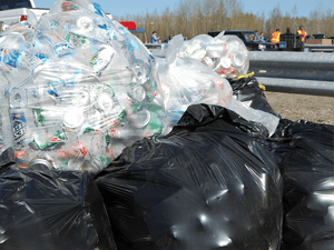 Waste stream audit