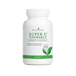 SUPER C CHEWABLE TABLETS