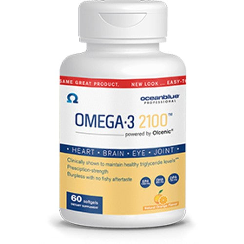 Omega-3 2100 - High Purity Prescription-Strength - 30 day supply