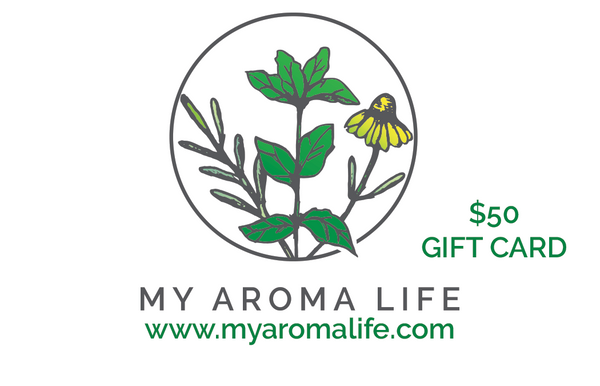 My Aroma Life Gift Card