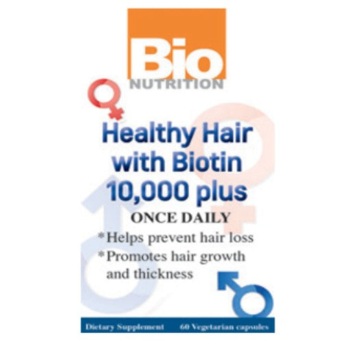 Biotin Healthy Hair - 60 Day Supply