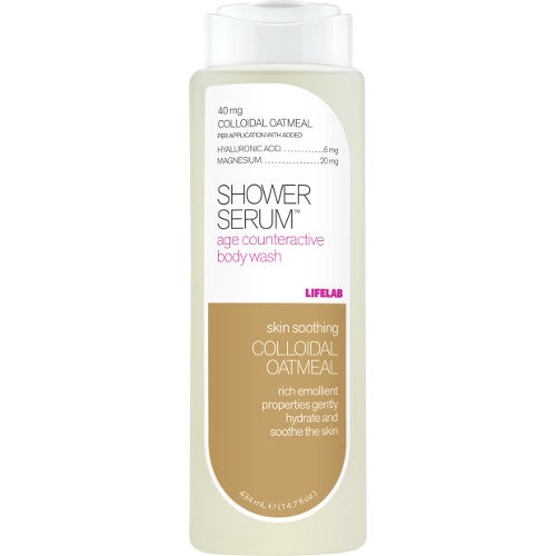 Colloidal Oatmeal Shower Serum - skin soothing - 14.7 oz