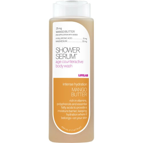 Mango Butter Shower Serum - intense hydration - 14.7 oz