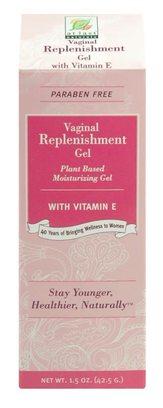 At Last Vaginal Moisturizing Gel
