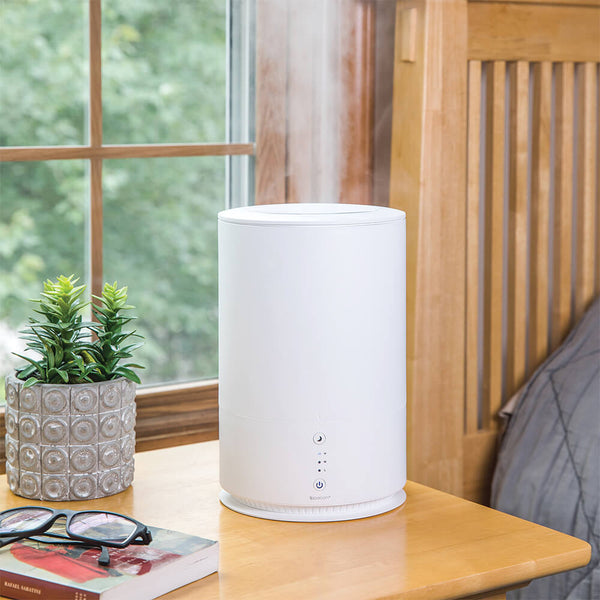 MegaMist Diffuser - Humidifier that diffuses essential oils