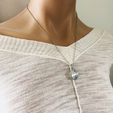 Load image into Gallery viewer, Until You Come Home Locket Necklace
