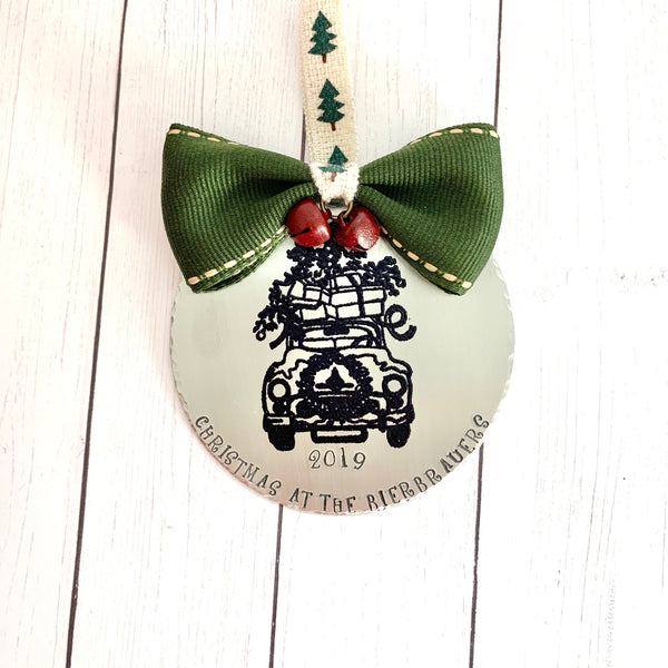 Together for the Holidays Ornament - SoulCysterCreations