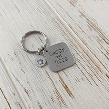 Load image into Gallery viewer, Adoption Established Keychain