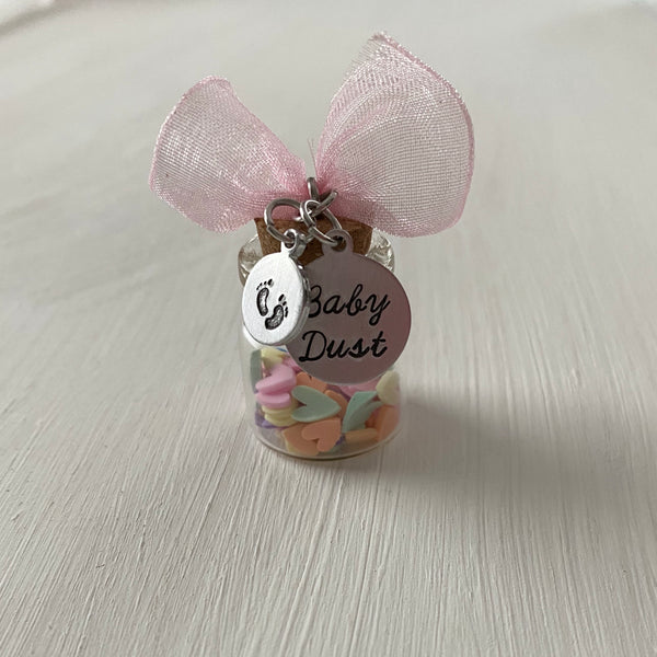 Baby Dust in Pastel Hearts - SoulCysterCreations