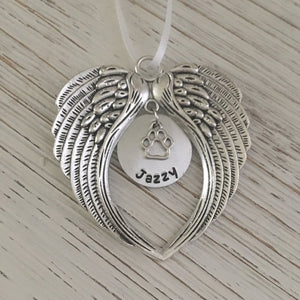 Pet Memorial Ornament