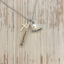 Load image into Gallery viewer, Godmother Godchild Necklace