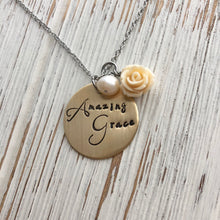 Load image into Gallery viewer, Amazing Grace Necklace