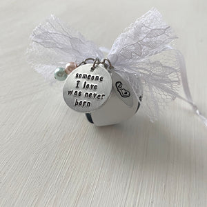 Never Born Miscarriage Ornament - SoulCysterCreations