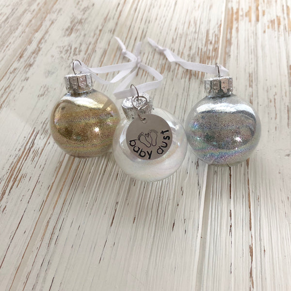 Mini Baby Dust Ornament - SoulCysterCreations
