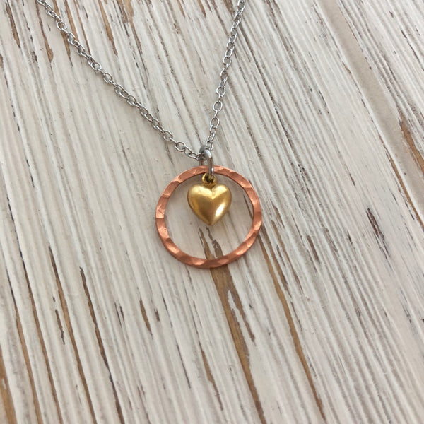Eternal Love Necklace - SoulCysterCreations