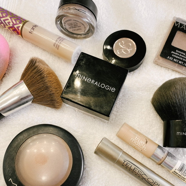 My Everyday Makeup Basics