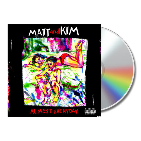 """ALMOST EVERYDAY"" CD"