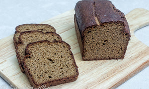 Easy Pumpkin Seed Flour Bread