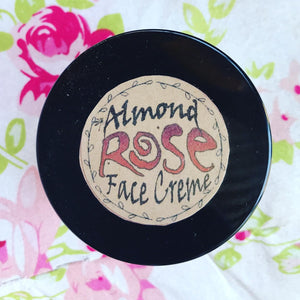 Almond Rose Face Créme