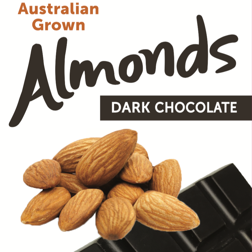 Dark Chocolate Coated Almonds