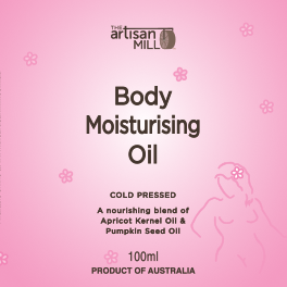Body Moisturizing Oil