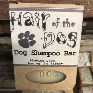 Hair of the Dog - Shampoo Bar for dogs