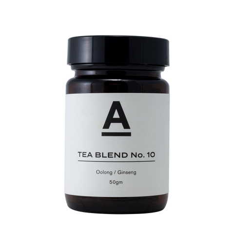 Tea Blend No. 10 – Oolong / Ginseng