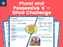 Plural and Possessive 's' – SPaG Challenge Mat