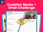 Question Marks – SPaG Challenge Mat