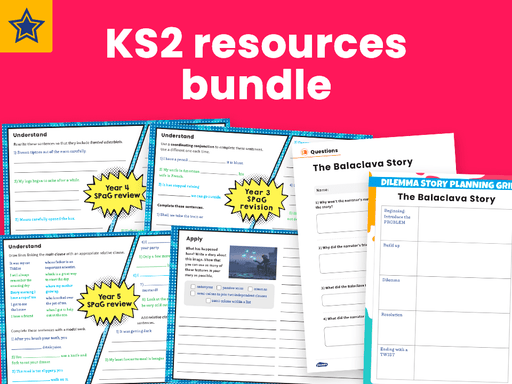 KS2 Resources Bundle