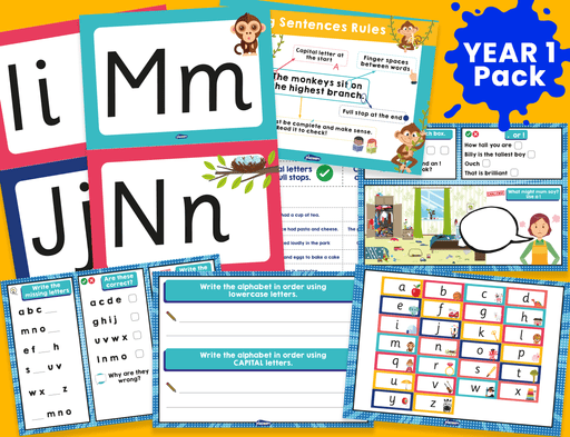 Year 1 Home Learning Pack (1)